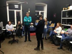 Встреча ResearchOps в Центре Юзабилити и Смешанной Реальности Университета ИТМО